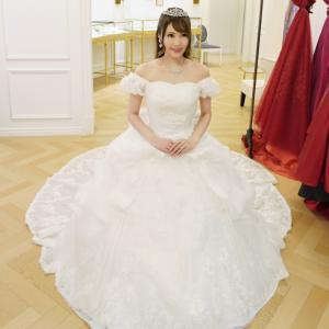 ♡ドレス試着レポ ~TAKAMI Bridal・タルトタタン~♡