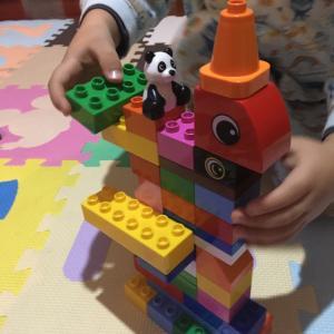 3歳児男の子!ものすごくお気に入りのおもちゃ!