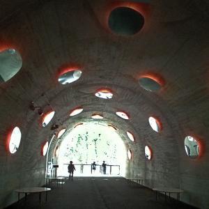 清津峡渓谷見参