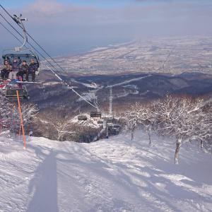 2020 滑走4日目 テイネ ちょっと雪増えた?