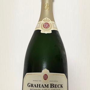 【グラハムベック】祝杯を挙げるに相応しい南アフリカのスパークリングワイン【キャップ・クラシック】