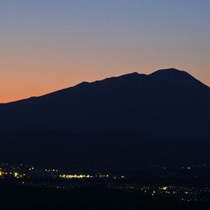 盛岡市内の夜景撮りました。