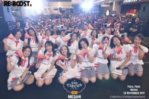 JKT48 JKT48 JKT48 サーカスパート4 Medan By Team T
