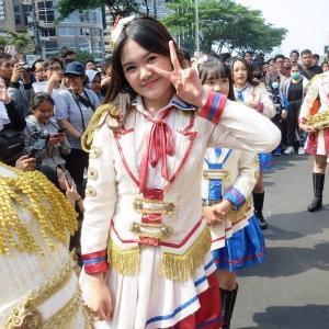 JKT48 Car free day & ジュリの復帰