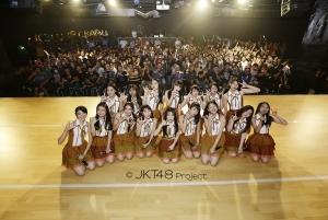 JKT48 ソニア卒業