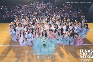JKT48 アヤナ卒業