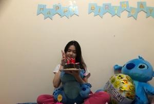 JKT48 ジュリお誕生日おめでとう