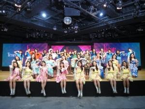 JKT48 JKT48とSKE48のコラボ&GoPay Arena Championship