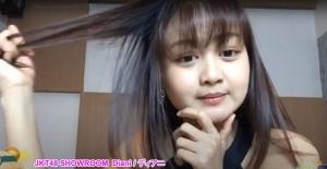 JKT48 ディアニ写真集 &  Chalista/カリスタSHOWROOMでのハプニング