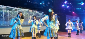 JKT48 劇場公演ライブストリーミングの感想
