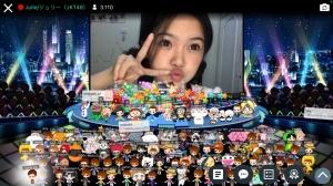JKT48 ジュリの3回目のSHOWROOM