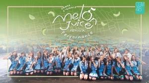 CGM48 セカンドシングル「メロンジュース」