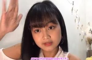 JKT48 ディアニとのVideo call & 写真集③