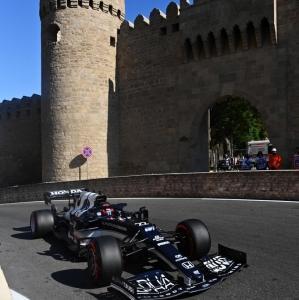 F1世界選手権 アゼルバイジャンGP楽しみ