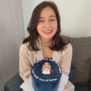 JKT48 元メンバーNadilaの誕生日