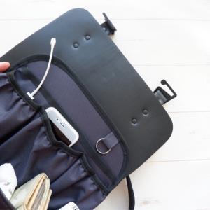 リュックの中を整理!このリュックインバッグがおすすめ。