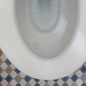 トイレを徹底的にきれいに!頑固な汚れ落としと予防策。