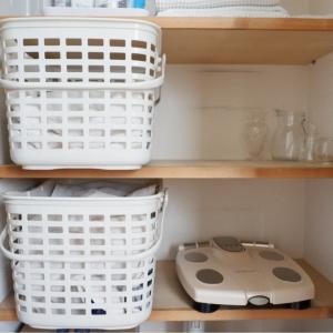 【防災×収納】2人暮らしの洗面所の見直し。