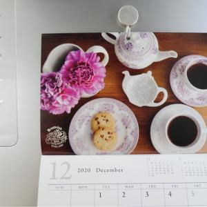冷蔵庫にペタペタ派!さらに見える化&来年のカレンダー