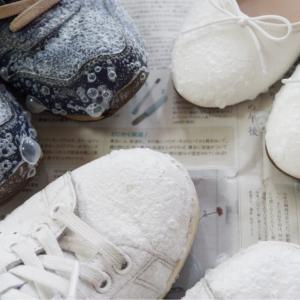 夏も後半!靴のお手入れと整理。