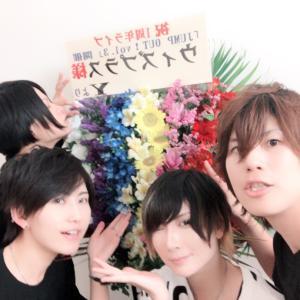 8018.9.2 JUMP OUT!! vol.3 大大大感謝!