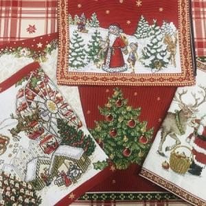 Villeroy & Boch ビレロイボッホのクリスマステーブルマット