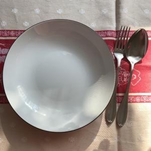 ありそうでなかなか見つからないカレー皿、やっと見つけた!