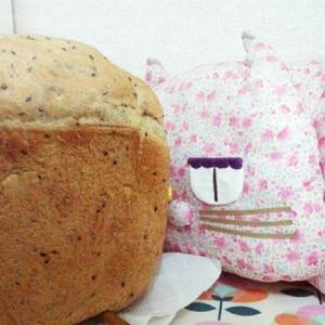HB で食パン