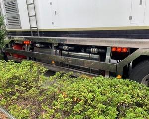 活魚車プラモデル⑫ サイドバンパー自作前編~アオシマ1/32三菱スーパーグレートハイルーフキット改造