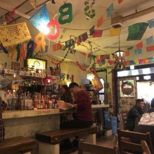 那覇牧志にあるオシャレなメキシコ料理のお店「ボラーチョス」へ