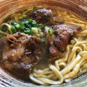 正月休みに沖縄そばを食べに「守礼そば」へ!