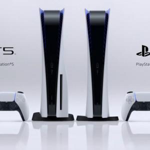PS5は初週売上は11万8000台、ちなみに新型Xboxは2万1000台