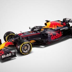 F1 2021年シーズンの新車発表~その2