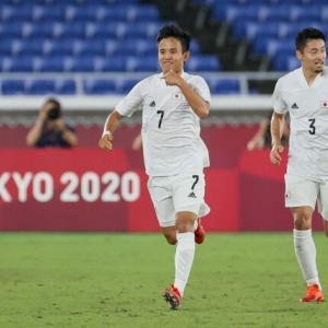 日本代表、4-0でフランス撃破!準々決勝進出