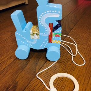 青森に帰省中。かわいい伝統工芸品八幡馬おもちゃ♡