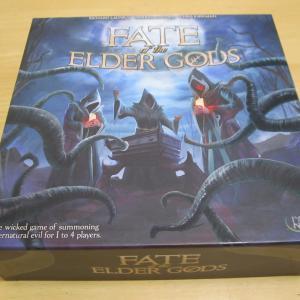 自宅ゲーム会345 中盤 Fate of the Elder Gods