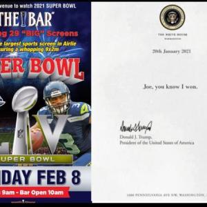 Super Bowlと戒厳令⑸