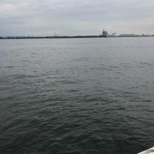 9月26日  2度目の船に乗る