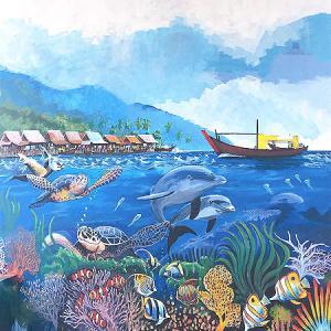 安いよ、島旅:パンコール島・ローカルグルメとお土産と、最後はハラハラ!