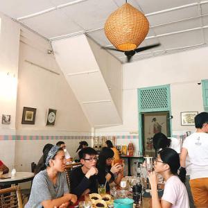 昔なつかし風の行かなきゃ損!だよ、Klang美味しい探索。