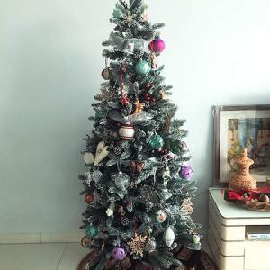 腰痛から回復して、最初にしたのはクリスマス準備。