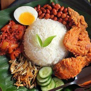マレーシアは、ごはんが美味しくて体重が増える~!