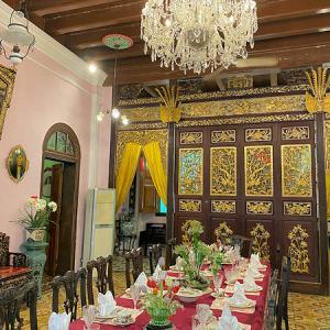 豪奢なプラナカン邸宅から、美味しいもん食べのジョージタウン。