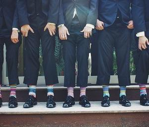 靴下の買い替え。靴下はお洒落より利便性で選ぶ。