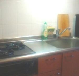 シンプルなキッチン、キープしています。(画像有)