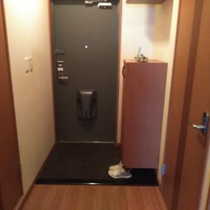 エネルギーがわかない時は1か所だけ掃除してみる。今日の目標は玄関を掃除すること「だけ」。
