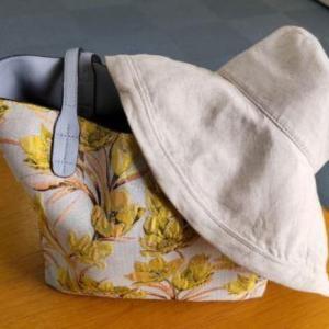 4年位前に買ったユニクロの帽子が、いまだに活躍している。手放し時?からの復活。
