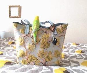 今年は誕生日にいただいたバッグばかり使っている。