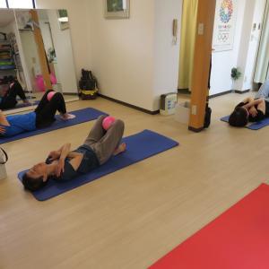 第367回和カイロ体幹パーソナル体操教室を開催させて頂きました。