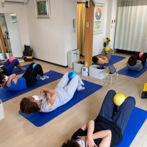 第456回和カイロ体幹パーソナル体操教室を開催させて頂きました